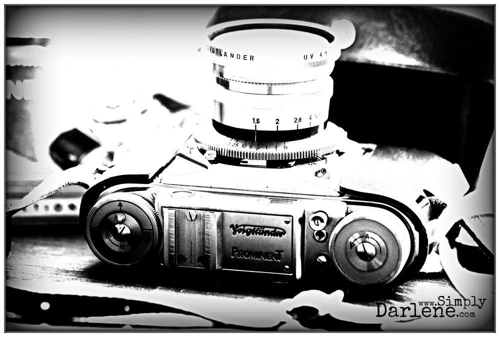 b&w voightlander cameraSD